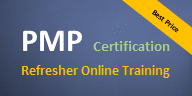 PMP® Refresher Online Weekend Course – USA/Canada/India