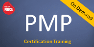 PMP® Online Course – On Demand