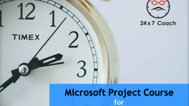 MS Project Course Introduction