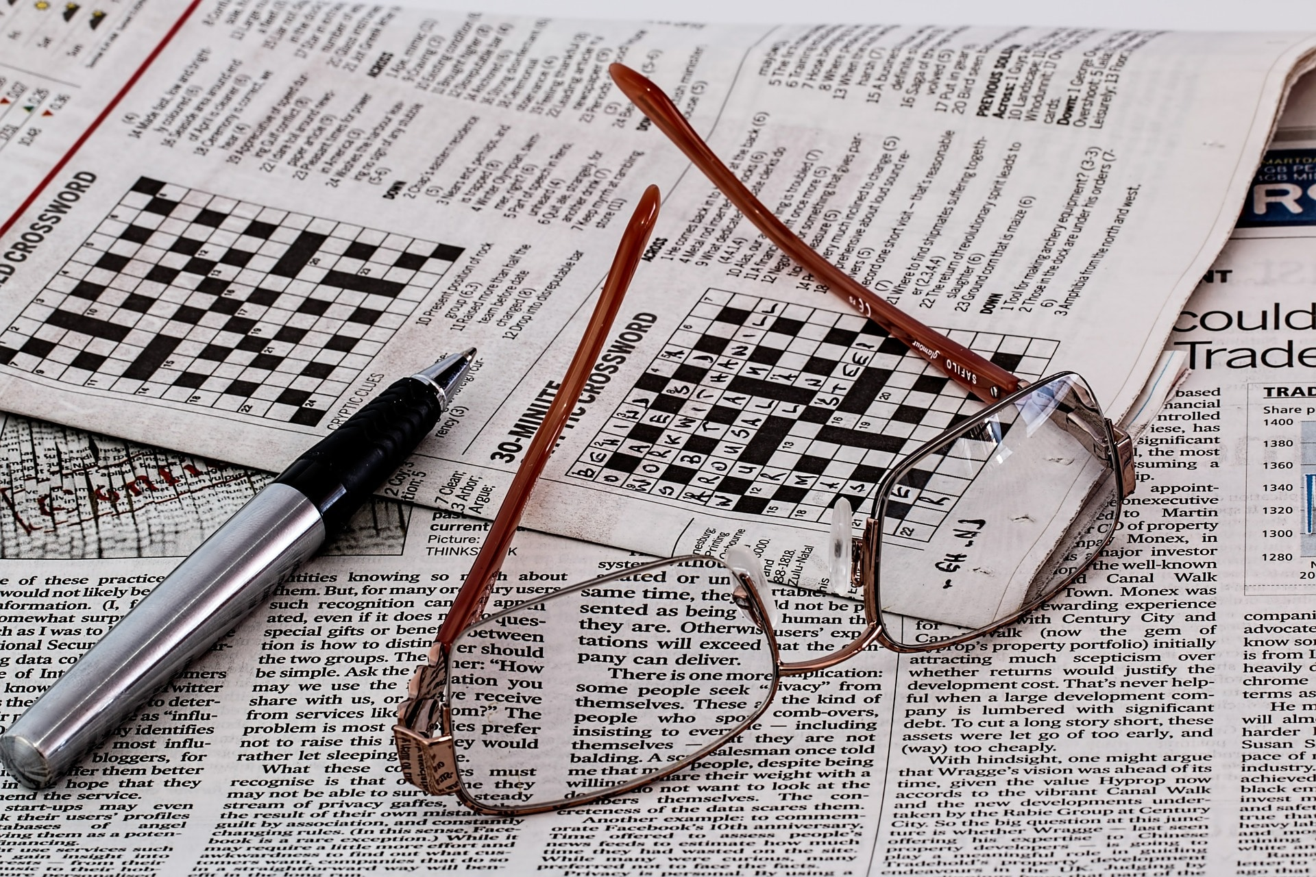 pmp crossword puzzle basics